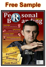 Personal branding magazine nov 08