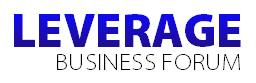 Leverage business forum
