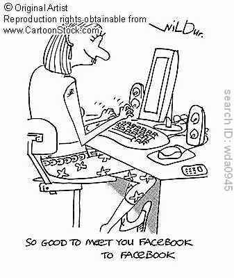 Networking cartoon2