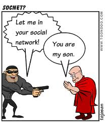 Social networking humor12