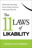 The 11 Laws of Likeability