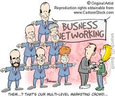 Business networking humor