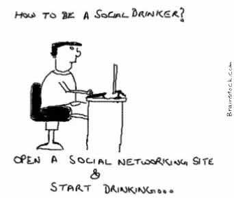 Social-drinker