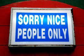 Not nice people