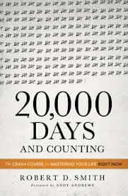 20,000 Days Book