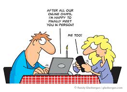 Social Neworking Humor Chatter